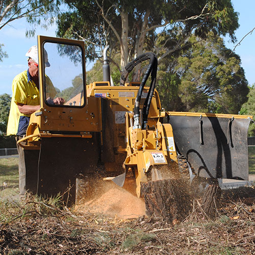Irwins Tree Stump Grinding and Removal Geelong
